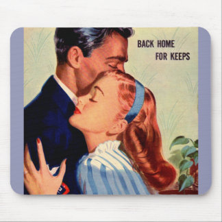 Back Home for Keeps Mouse Mat
