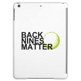 back nines matter