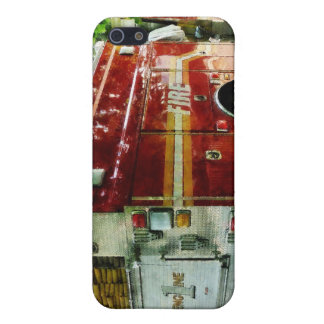 Back of Fire Truck iPhone 5/5S Case