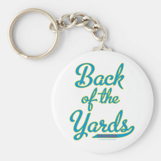 Back of the Yards Key Chain