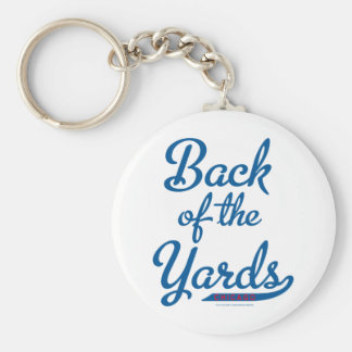 Back of the Yards Keychain