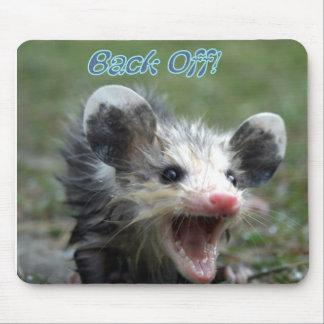 Back Off Mouse Mat