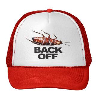 Back Off w/Roach - Trucker Hat