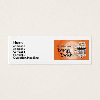 back_rethink, Name, Address 1, Address 2, Conta... Mini Business Card