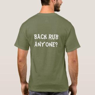 Back rub anyone? Cool Men's T-Shirt