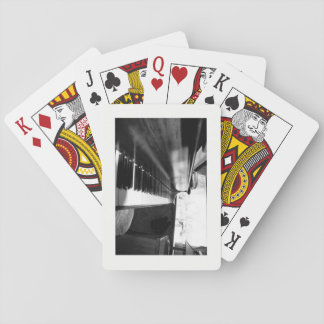 Back side Deck of Cards Piano