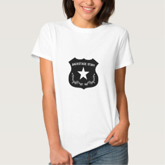 Back Stage Concert Security Tees