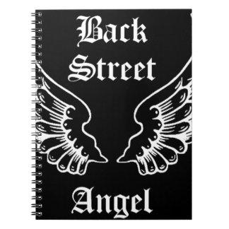 Back Street Angel Accessories Notebooks