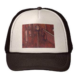 BACK STREET AT NIGHT HATS