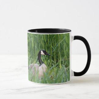 Back-to-Back Geese Mug