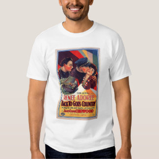 Back To God's Country Renee Adoree T Shirt