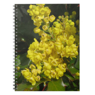 Back to Nature Oregon Grape Note Book