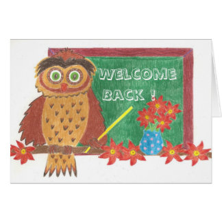 Back-to-school 2 ! card
