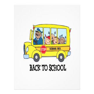 Back To School 3 21.5 Cm X 28 Cm Flyer