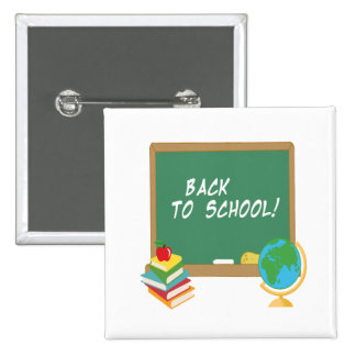Back To School 5 Pins