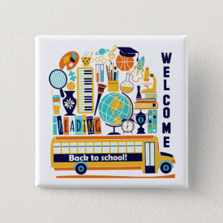 Back to School button