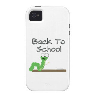 Back To School Vibe iPhone 4 Cases
