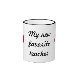 Back to School Collection Ringer Mug