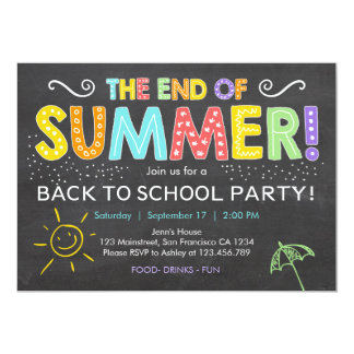 end of year party invitations announcements. Black Bedroom Furniture Sets. Home Design Ideas