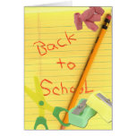 Back-to-School Greeting Card