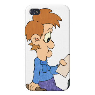 Back to school iPhone 4/4S case