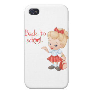 BAck to school iPhone 4/4S Cover