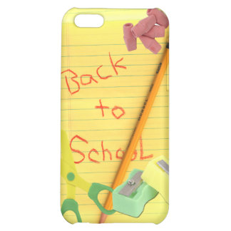 Back-to-School iPhone 5C Case