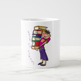 BACK TO SCHOOL LARGE COFFEE MUG