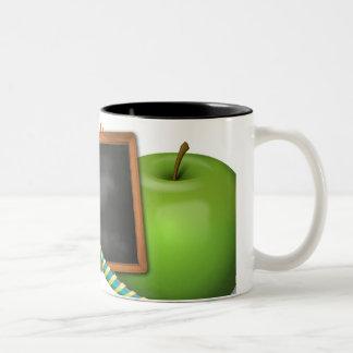 Back to school. coffee mug