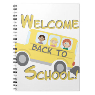 Back To School Notebooks