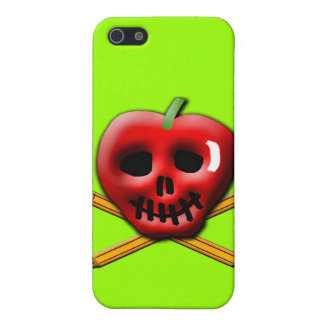 Back to School Pirate Inspired Design iPhone 5 Cases