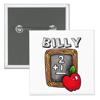 Back to School Products Pinback Buttons