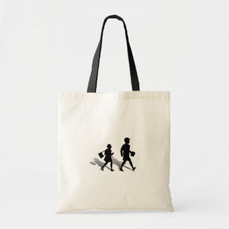 Back To School Sign Budget Tote Bag