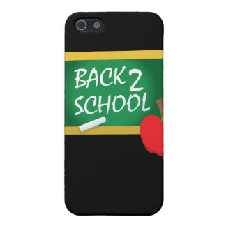 Back-to-School Tech Case Case For iPhone 5