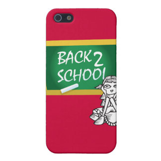 Back to School Tech Case iPhone 5 Cover