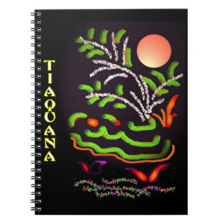 BACK TO SCHOOL WITH A ZAZZY NOTEPAD ! SPIRAL NOTEBOOK