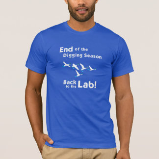 Back to the Lab! T-Shirt