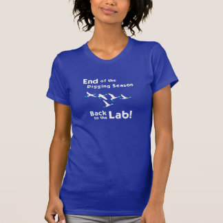 Back to the Lab! Women's T-Shirt