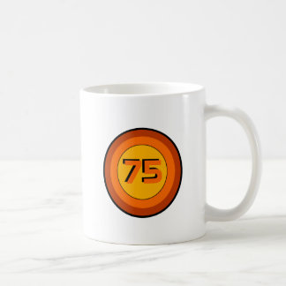 Back to the Seventies Basic White Mug