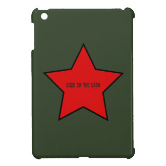 back to the ussa iPad mini cases