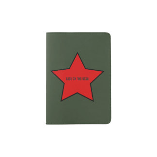 back to the ussa passport holder