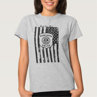 Back Your Blue - GRPD Shirt