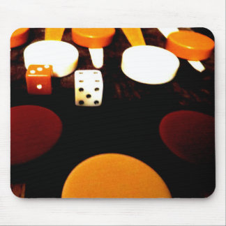 Backgammon Mouse Mat