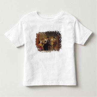Backgammon Players Toddler T-Shirt