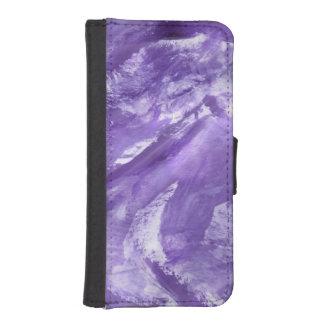 Background 6 iPhone SE/5/5s wallet case