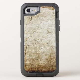 Background - antique colored 2 grunge + your ideas OtterBox defender iPhone 8/7 case