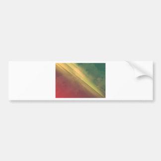 Background Bumper Sticker