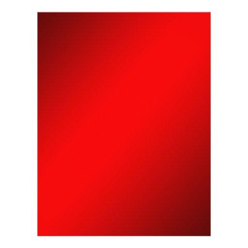 Background deep red Color Full Color Flyer