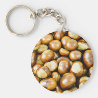 Background From Conkers Basic Round Button Key Ring