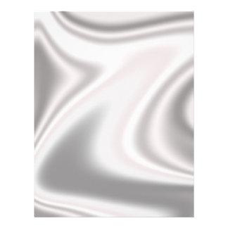 Background  gray silk Color 21.5 Cm X 28 Cm Flyer
